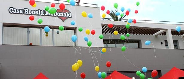 Fundación Ronald Mcdonald Málaga