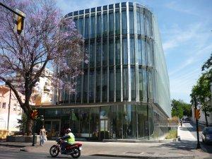 Oficina de la Seguridad Social en el Palo Málaga