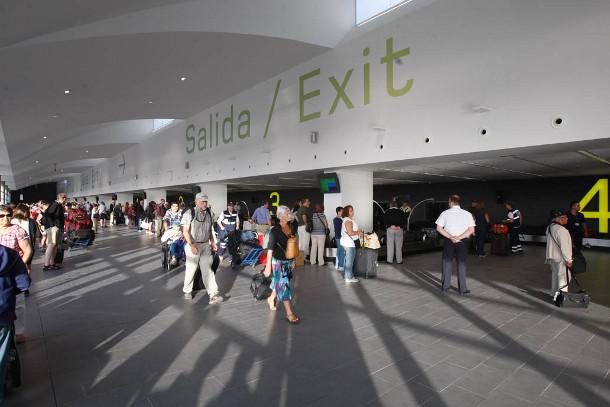 Trabajos realizados por Arteyesa en Terminal de Pasajeros Puerto de Málaga