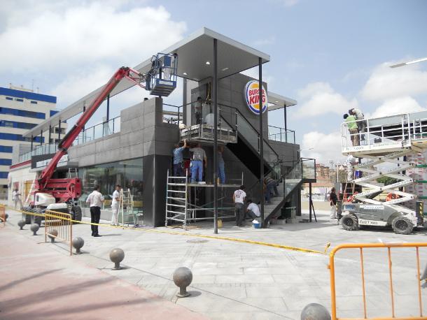 Burger King C Pacífico Málaga